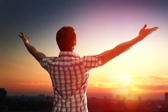 آینده شما با شکرگزاری و قانون جذب