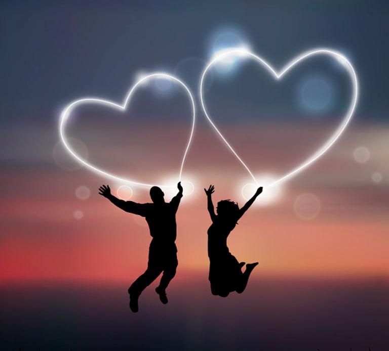 قانون جذب مسیر مشخص رسیدن به عشق
