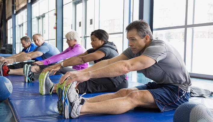 ورزش و فعالیت های جسمی