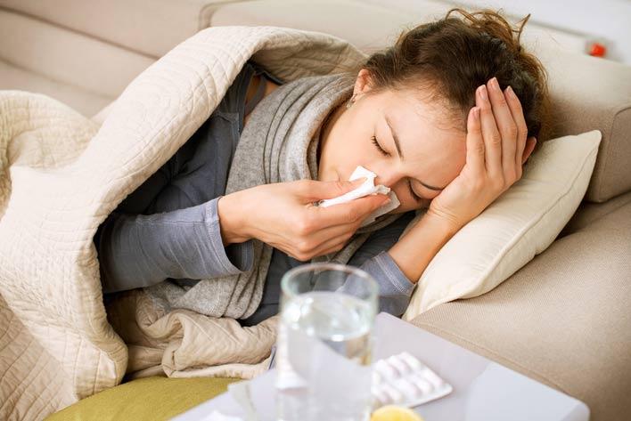 اثرات بی خوابی بر تضعیف سیستم ایمنی بدن