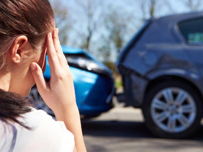 خواب آلودگی دلیل اصلی تصادفات رانندگی