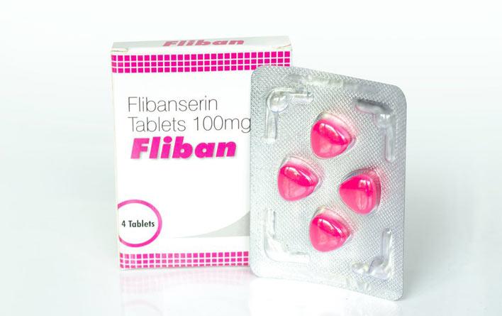 فلیبانسرین (Flibanserin) افزاینده میل جنسی
