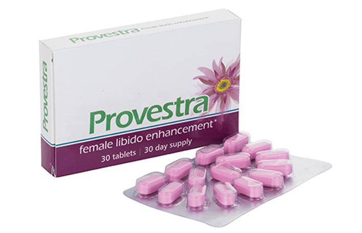 قرص پرووسترا (Provestra) افزایش دهنده میل جنسی