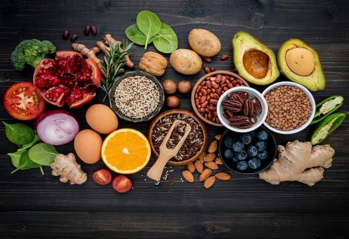 تصحیح رژیم غذایی