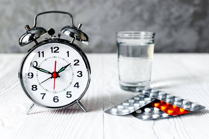 بهترین زمان برای مصرف سیتالوپرام چیست؟