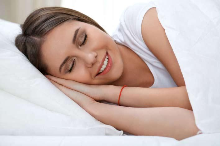 تصحیح نحوه خوابیدن برای کاستن از میل جنسی کاذب