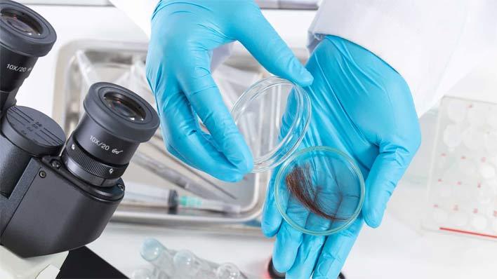 مو آزمایشی که انقضای مواد در بدن را تا سه ماه پس از مصرف تایید می کند