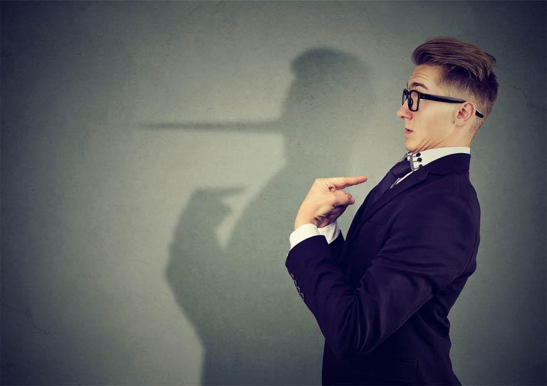 دروغ گفتن - دلایل دروغگویی و راهکارهای تشخیص و درمان آن